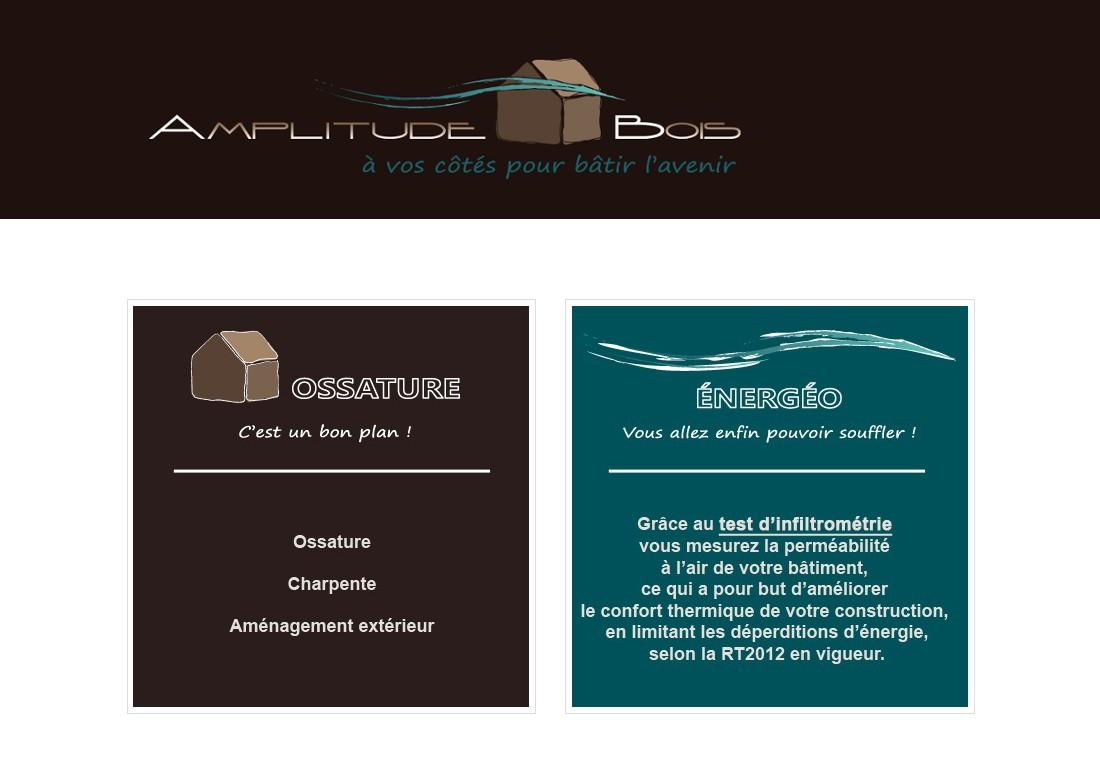 Amplitude Bois