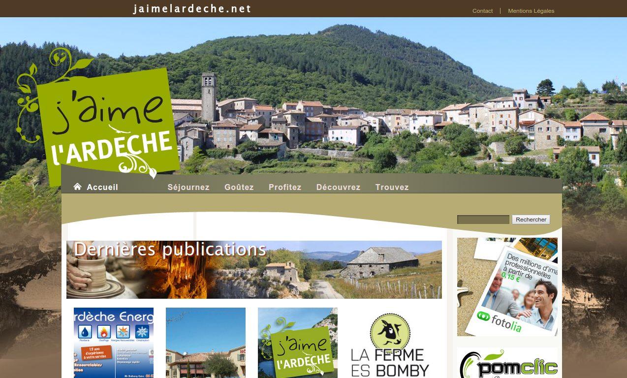 J'aime l'Ardèche