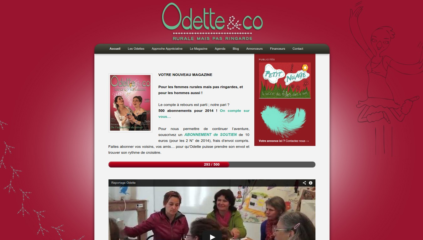 Odette and co