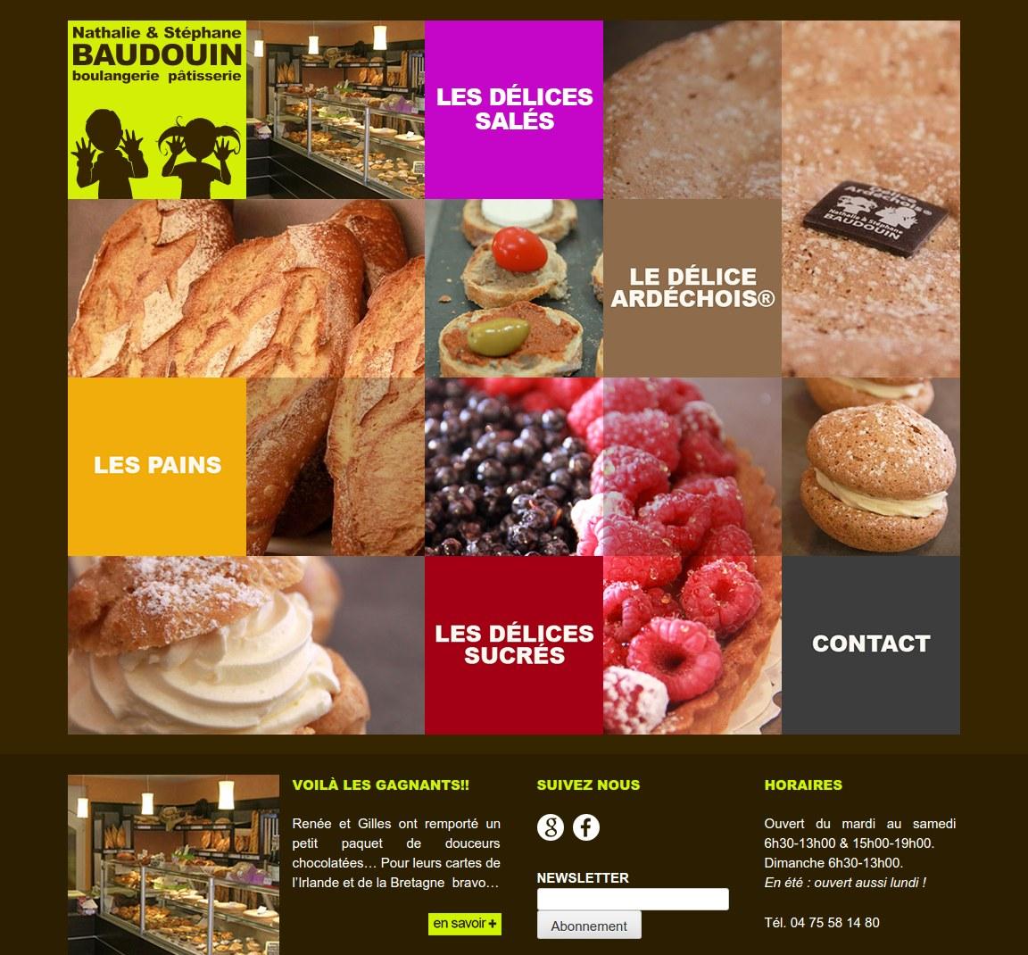 Boulangerie Baudouin
